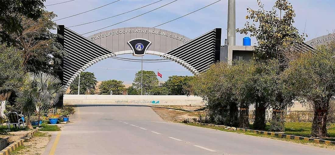 State Life Society Lahore