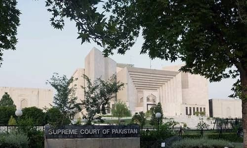 Supreme Court Order for DHAQ