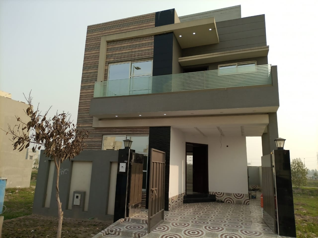 5 Marla House for sale in Rahbar DHA Lahore